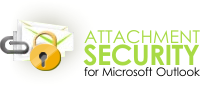 Attachment Security for Microsoft Outlook