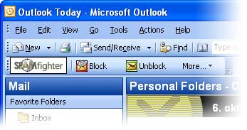 Spam Fighter for Outlook